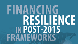 Seventh Resilience Dialogue