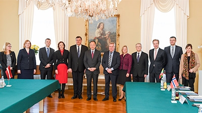 WBG Nordic-Baltic Governors meeting
