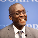 Makhtar Diop, World Bank vice president for Africa