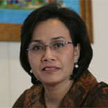World Bank Managing Director Sri Mulyani Indrawati