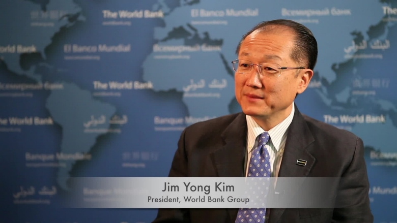 World Bank President on Eradicating AIDS ...