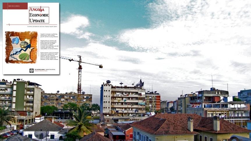 Angola - World Bank Group Country Survey 2015