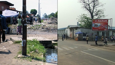 Revamped Roads Create Businesses in DRC