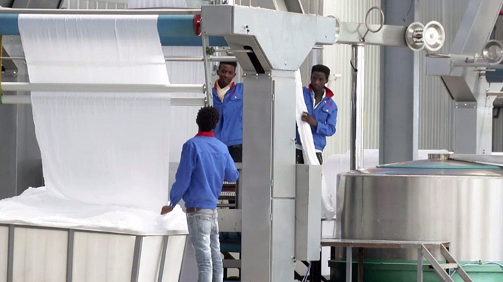 Ethiopia: Expanding the Role of the Private Sector