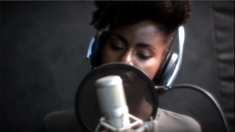 #Music4Dev Guest MzVee Calls for an End to Poverty Through Song
