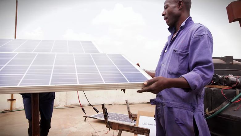 African Companies Develop Innovative Ideas to Meet the Continent's Energy Needs