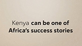 Kenya: On a Journey to Prosperity