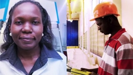 Event: Building Talent for Africa's Transformation