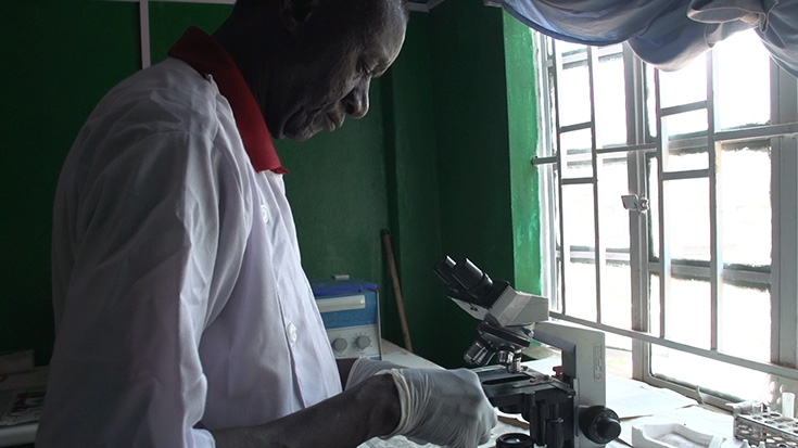 Health Workers on Ebola Frontlines Serve Countries, Risk Own Lives