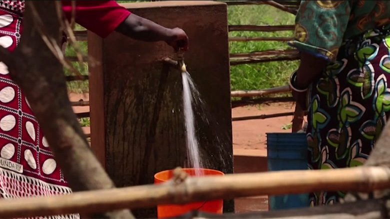 Bringing Safe, Clean Water to All Tanzanians
