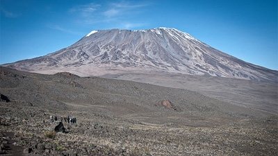 Tourism in Africa: Hiking Mount Kilimanjaro in Tanzania
