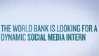 #iwant2work4Africa – World Bank Africa So...