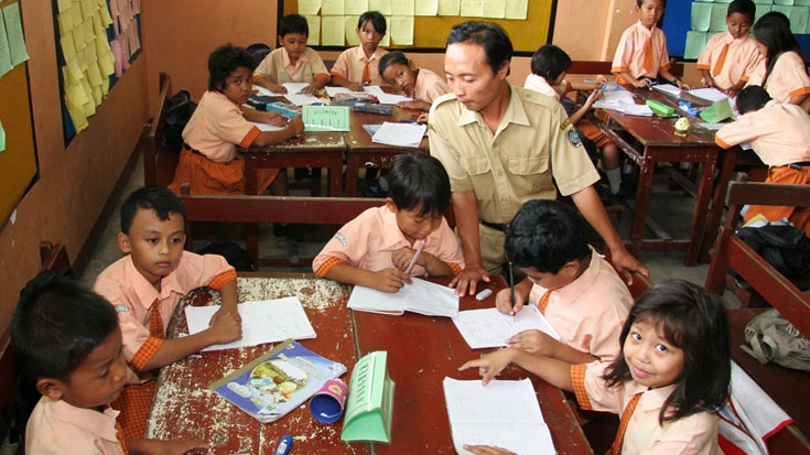 the problem of indonesian national education Country report: indonesia indonesian public policies on inclusive education indonesia's national education system is complex this result in problems of.