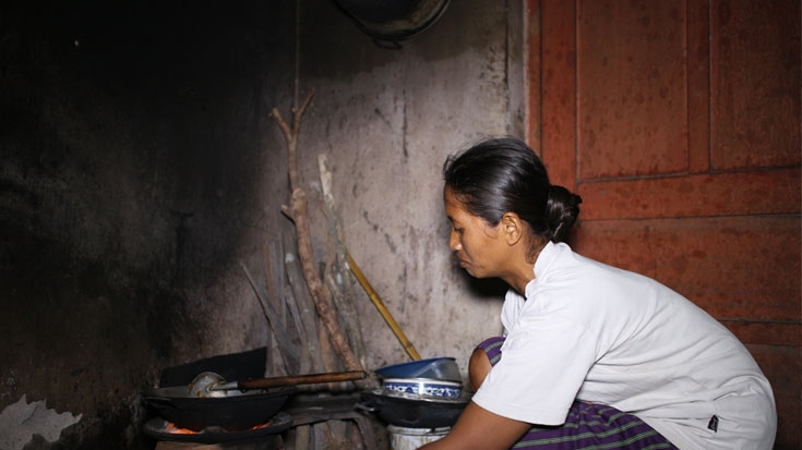 Indonesia: Cleaner Cooking Stoves to Reduce Health Risks
