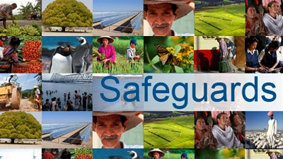 World Bank Safeguard consultations
