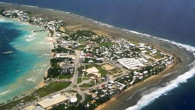 Projects : Kiribati Adaptation Phase III (LDCF) | The World Bank