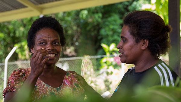 Papua New Guinea: Women take leadership role in communities