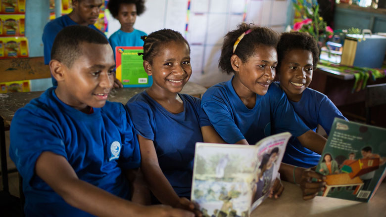 An Open Book: READ PNG Changing Lives and Shaping Young Minds Across Papua New Guinea