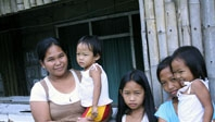 Linking Arms to Fight Poverty in the Philippines
