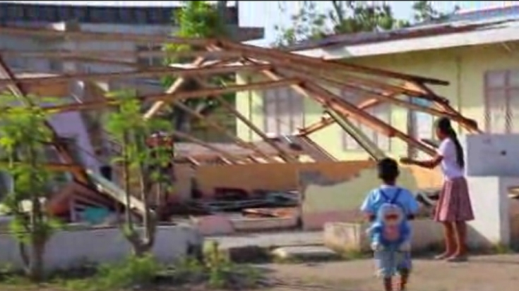 Philippines: Picking up the pieces after Haiyan (Yolanda)