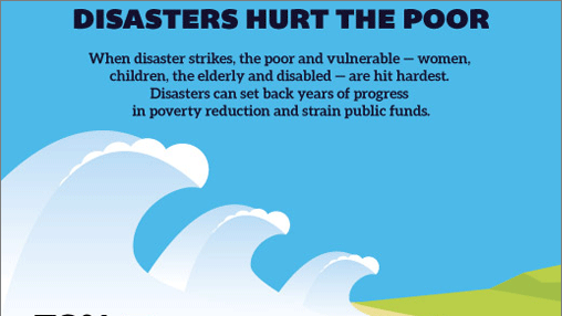 World Bank Report on disasters and poverty reduction in Asia-Pacific