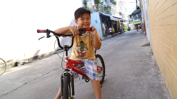 Lives Transformed: The Story of the Urban Poor in Vietnam