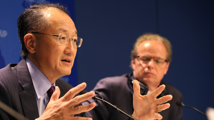 World Bank Group's Jim Yong Kim: Helping Vietnam Seek Paths to Higher Economic Growth