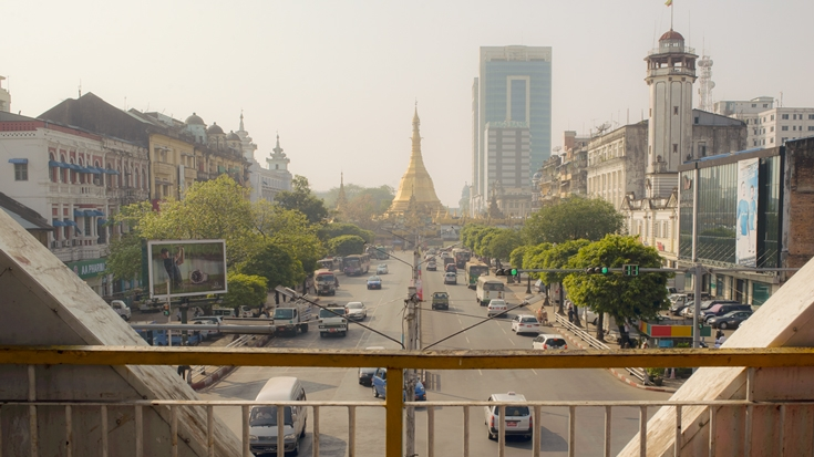 Myanmar: A Time of Transition