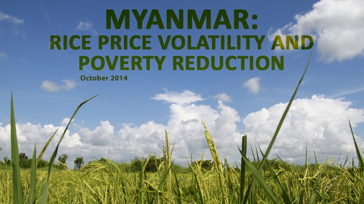 Myanmar: Rice Farmers and the Cycle of Poverty, October 2014