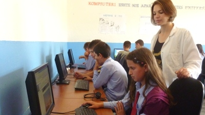 Connecting Albania's Remote Areas with E-School Program