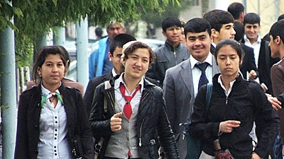 Slideshow: Strengthening Ties with Civil Society in Tajikistan