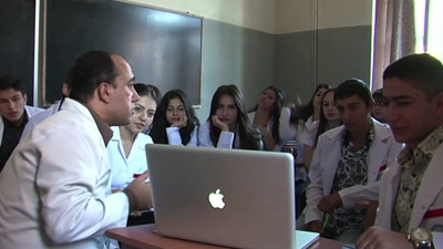Video: Higher Quality Will Put Armenia's Universities on Par with Rest of Europe