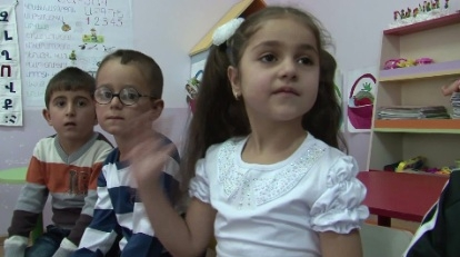 In Armenia, Early Education Assures Brighter Future