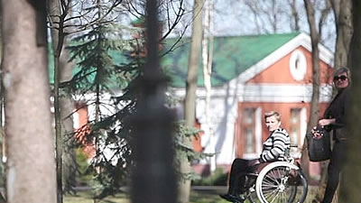 Slides: Increased Access for Belarus People with Special Needs