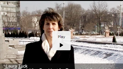 Video: Laura Tuck, World Bank Vice President, on her trip to Central Asia