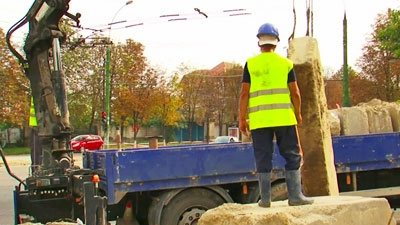 Improving Water and Roads in Moldova's Capital City