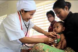 &#65&#32&#98&#97&#98&#121&#32&#103&#101&#116&#115&#32&#97&#32&#99&#104&#101&#99&#107&#117&#112&#32&#105&#110&#32&#67&#97&#109&#98&#111&#100&#105&#97&#46&#32&#169&#32&#67&#104&#104&#111&#114&#32&#83&#111&#107&#117&#110&#116&#104&#101&#97&#47&#87&#111&#114&#108&#100&#32&#66&#97&#110&#107