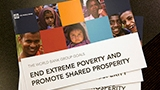 World Bank sets new poverty goals.