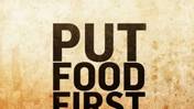 Put Food First
