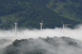 Wind turbines. Annika Ostman/World Bank