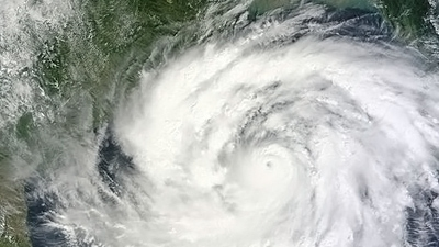 India Averts Devastation from Cyclone Phailin