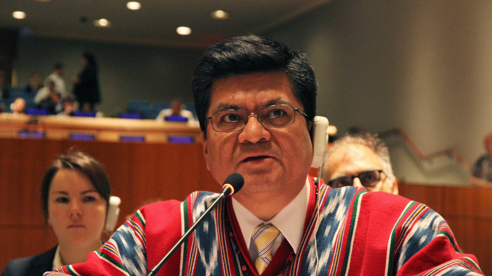 Stronger Engagement with Indigenous Peoples