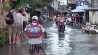 Vietnam: Urban Flooding Hits All