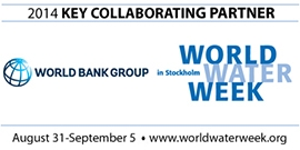 World Water Week 2014 logo