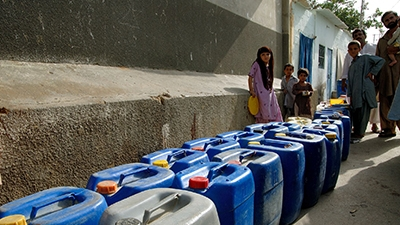 In Pakistan Using Citizen Input To Improve Water Coverage