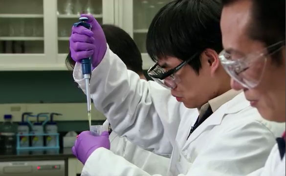 Training Scientists to Improve Food Safety in China