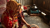 Women Empowered by Solar Energy in Bangladesh