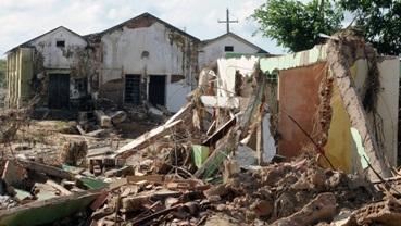 Em 2010, as enchentes prejudicaram um milhão de pessoas em Alagoas e Pernambuco. (Antônio Cruz/ABr).
