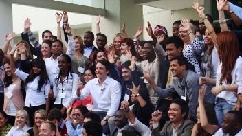 Jeunes engagés contre la corruption au Brésil