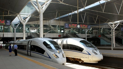 In China, High-speed Rail Increases Mobility and Drives Growth in Underdeveloped Regions